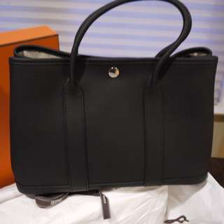 (米蘭直送)Hermes Garden Party bag 36 Togo leather 花園包 手袋