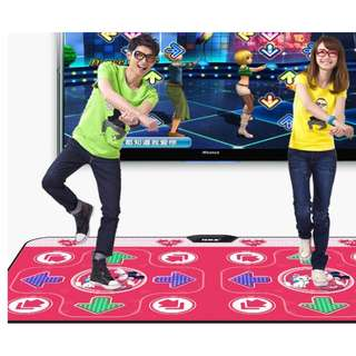 Bully dance dance dancing blanket twin TV interface computer dual-use machine home game to lose weight