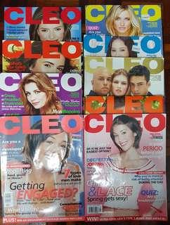 2nd hand magazines