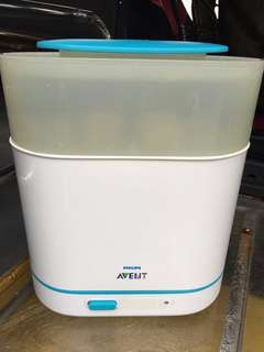3in1 avent sterilizer