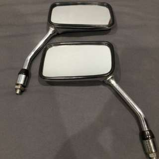 Honda Cb400/Super 4 side mirrors