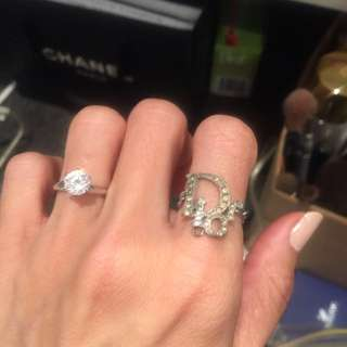 Christian Dior Authentic Ring