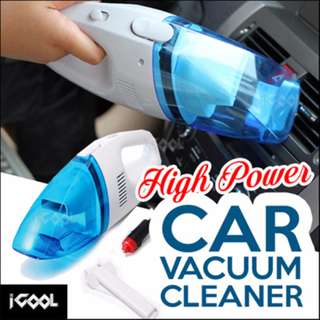 High Power Car Vacuum Cleaner * Handheld * Mini * Flexible * 1500PA Strong Suction Power * Car Use