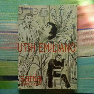 Buku Hitam Putih Emiliano