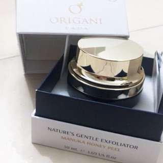 Natures Gentle Exfoliator Manuka Honey Peel (Origani)