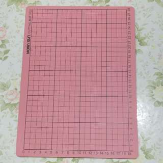 粉紅色 Cutting mat