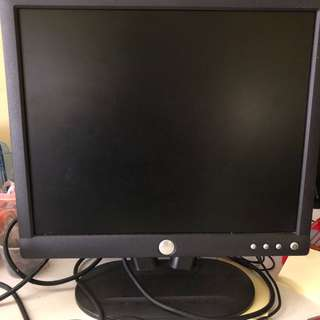Dell defective Monitor