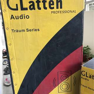 GLatten German Engineered Speakers