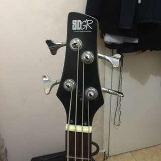 Bass ibanez (bu