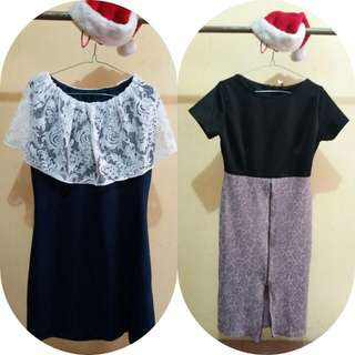 [BUY 1 GET 1] DRESS PREMIUM BRUKAT