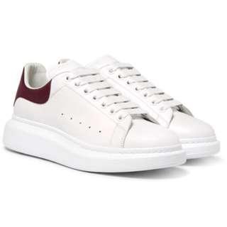 Alexander McQueen波鞋MCQ