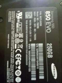 Samsung 250Gb SSD