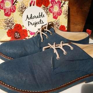 Sepatu  wanita Biru Adorable Project