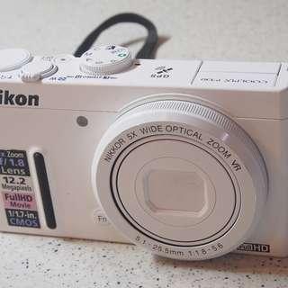 Nikon Coolpix P330 Digital Camera Digicam