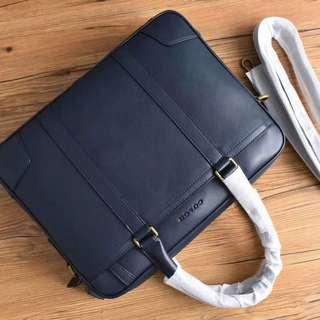 Coach Men's Briefcase 70901 Blue
