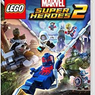 [BN] NS Lego Marvel Superhereos 2