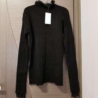 Cherrykoko black knit