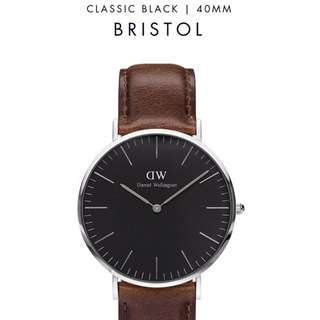 Daniel Wellington Classic Black Original