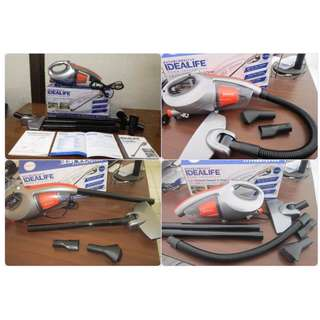 Idealife IL-130S New Vacuum Cleaner & Blower Penyedot Debu 2 in 1