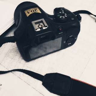 Camera Sony DSLR