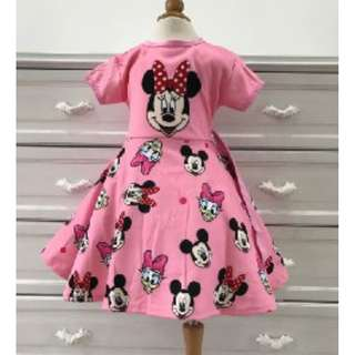KIDS DRESS (FF032)