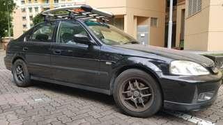 Honda Civic SiR EK4 1 Owner 1999