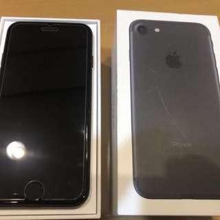 🚚 iPhone7 256G 消光黑