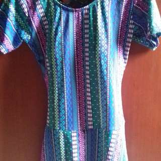 Baju renang dewasa Uk all size (fit to L)