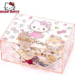 Kitty Jewel Box / Cosmetic Storage