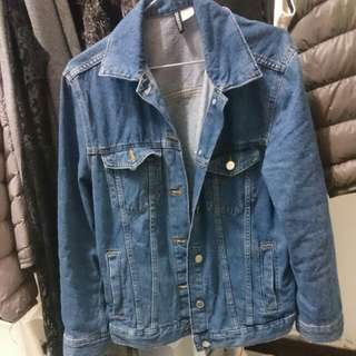 H&M 二手牛仔外套
