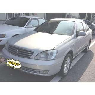 2003年 日產 SEMTRA 1.8 好開代步車 免費評估車貸 協助貸款過件