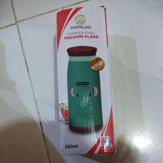 Stainless Steel Vacuum flask termos air botol minum