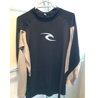 Rip Curl Men's long sleeve swim shirt (Brand new!)