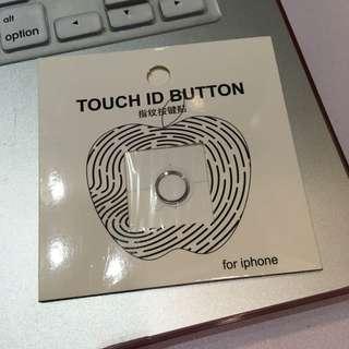 Iphone指紋貼
