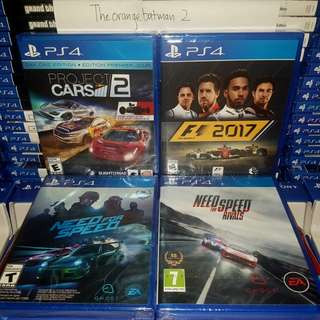 PS4 GAMES COLLECTION 29