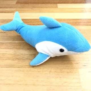 Plushie Blue Dolphin