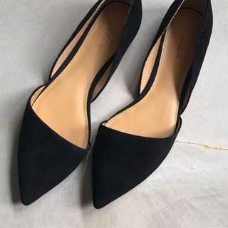 J Crew Pointed Flats