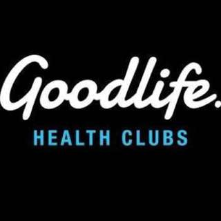 Goodlife health club 3 month membership