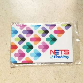 Nets Flashpay Limited Edition