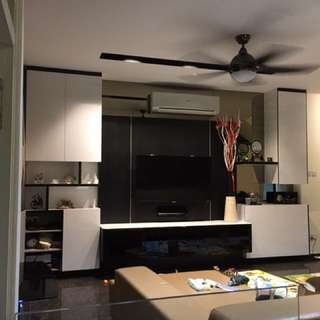 Master room in Eunos ( green line - 8 mins to city )