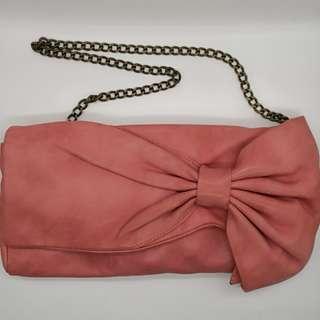 (99%新)Clutch Bag (Red Valentino)