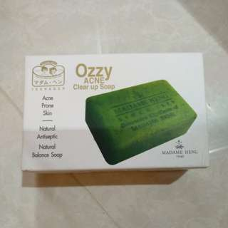 Ozzy Acne Clear up Soap