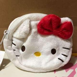Hello Kitty頭型儲物袋