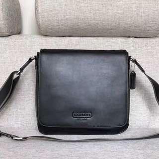 Coach Men's Messenger Sling Bag 70555