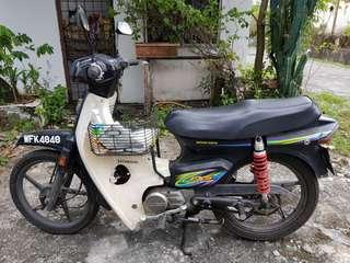 Honda EX5 1996