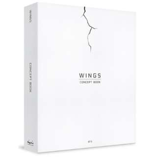 WTB BTS WINGS CONCEPT BOOK