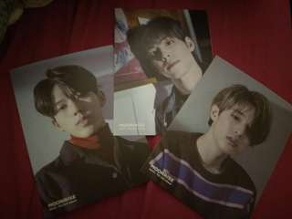 Day6 moonrise album postcards