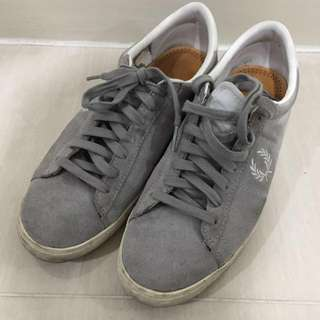 Fred Perry suede shoes for men