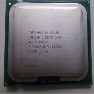 Intel CPU quad cores Q8200