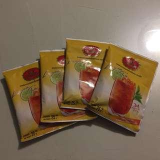 泰國檸檬茶沖包